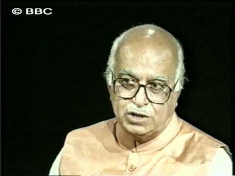 Hardtalk India L K Advani 1 9 1999