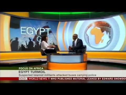 Focus on Africa: Egypt post June 30 (29/08/2013)