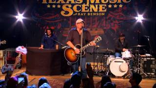 """Pat Green performs """"Right Now"""" on The Texas Music Scene"""