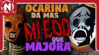 Ocarina of Time oculta algo espeluznante - Especial de Halloween