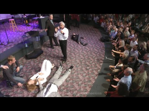 Benny Hinn - Mighty Anointing In Toronto video