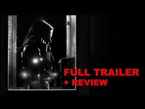 Sin City 2 A Dame to Kill For Official Trailer + Trailer Review : HD PLUS