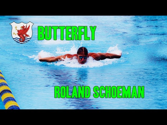 Swimisodes - Butterfly with Roland Schoeman