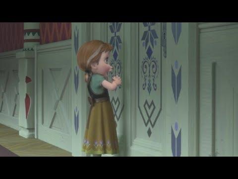 Frozen - Vill Du Inte Ut och Leka? (Swedish Soundtrack) [HD]