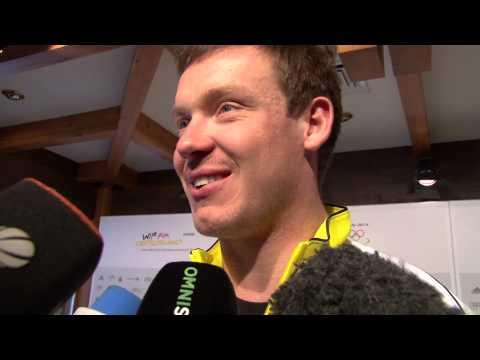 Rodeln: Felix Loch im Re-live: So fuhr ich zu Gold | Olympische Winterspiele Sotschi 2014
