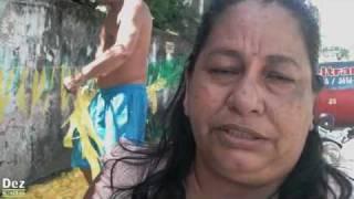 Ruas de Manaus já são enfeitadas para a Copa do Mundo