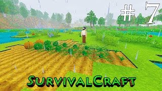( GAMEPLAY ) SURVIVALCRAFT ANDROID - SOBREVIVÊNCIA DIA # 7