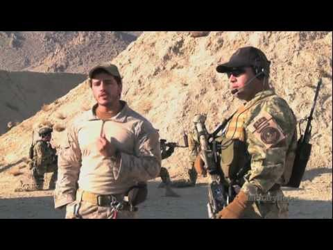 ANA Commandos (Afghan Special Forces)  Kill/Capture training