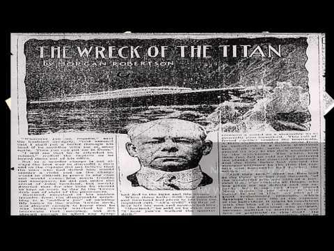 Pisarz Przewidział Zatonięcie Titanica | Niewyjaśnione