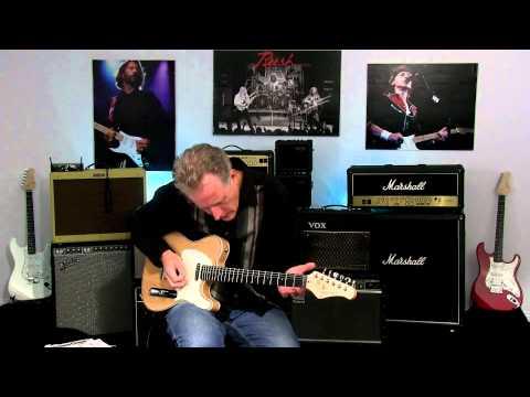 Keith Wyatt on Learning the Guitar (Intermediate players)