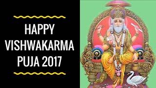 Happy Vishwakarma Puja Whatsapp Status   Quotes, greeting, song