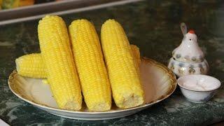 Как варить кукурузу, как сварить кукурузу вкусно