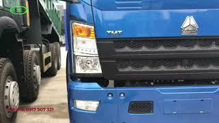 Xe tải thùng howo tmt 8,5 tấn giá 552tr TMT/ST10585T