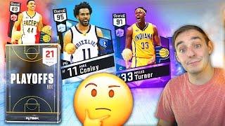 NBA 2K17 My Team WHERES DIAMOND CONLEY? MARKET CRASH COMING!