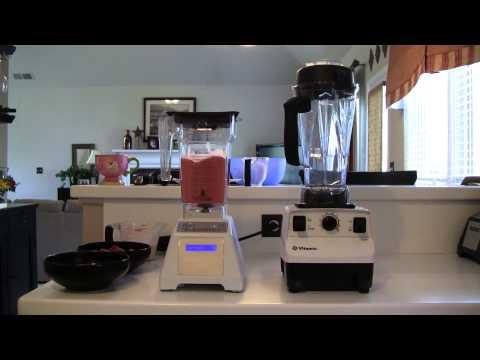 Vitamix vs Blendtec- Epic Ice Cream Test!