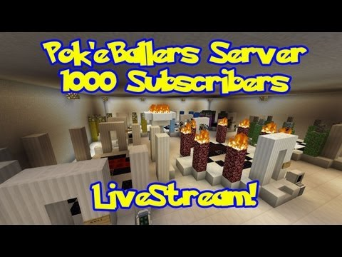 #1K Subscribers Special Pokeballers Server Tournament (Win A Donor Rank)