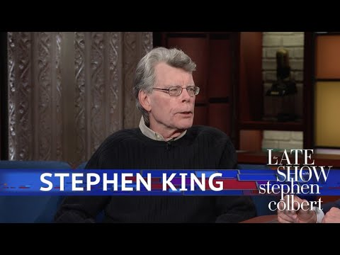 Stephen King Got Blocked On Twitter By Trump