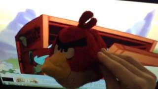 Angry birds rio 2 plush plot