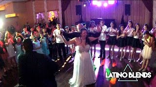 Quinceanera Party DJ Louie Mixx Latino Blends