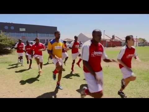 FC MAMPALA 'DRC soccer team in Cape Town SA' (2013)