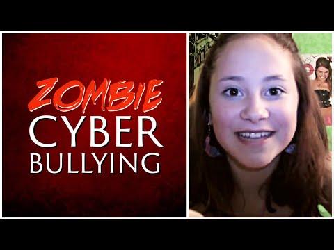 Web Cam Girl promo for Cost of the Living: A Zom Rom Com
