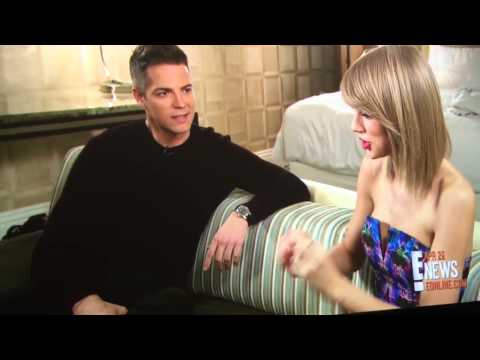 Taylor Swift E! Interview 4/29