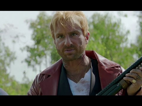 Russian maafia Saif kills dead people - Go Goa Gone