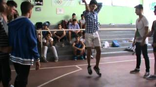 Snoopy vs Zash - Finale - Just Dance Palermo
