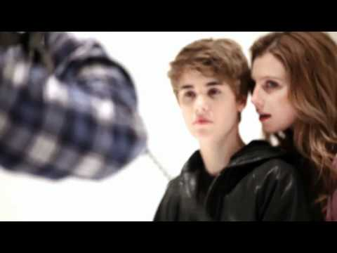 Justin Bieber Behind The Scenes - Someday Photo Shoot