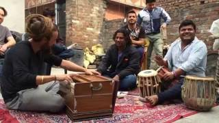 Best play of harmonium & tabla