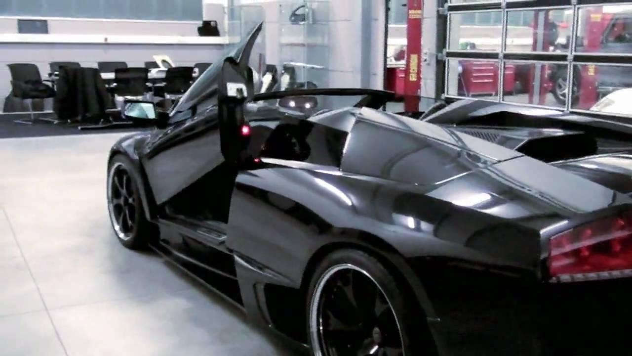 Amazing Remote Control Lamborghini Doors Youtube