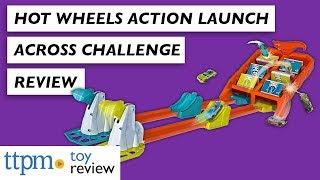Hot Wheels Action Launch Across Challenge from Mattel