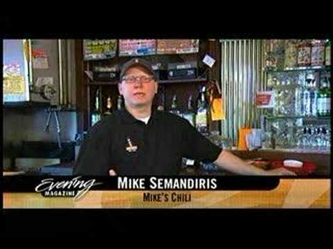Mike's Chili Parlor on Evening Magazine Video