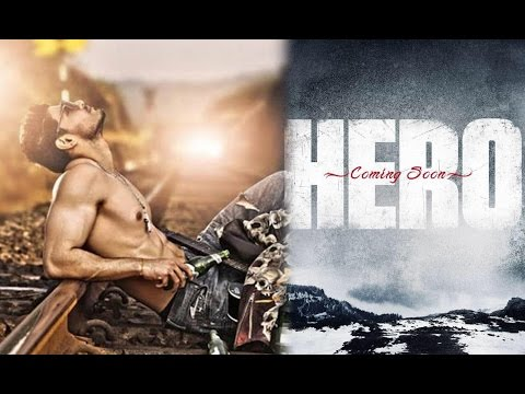 Hero - Movie Poster Released | Salman Khan Production Movie | New Bollywood Movies News 2015