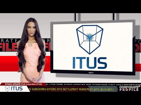 ITUS Subsidiary Enters Into Settlement Agreement With Jeld-Wen