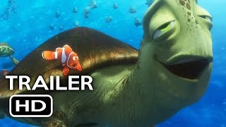 Finding Dory Official Trailer #2 (2016) Ellen DeGeneres Animated Movie HD