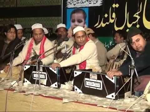 Saarbana Mehrbana Raahiya By Sher Ali Mehr Ali Qawal At Urs Sarkar Nadar Ali Lajpal Qalandar 2015 video