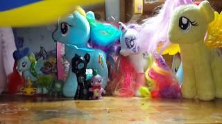 Bộ sưu tập My Little Pony - Cat Hanji Dashy - My Little Pony collection