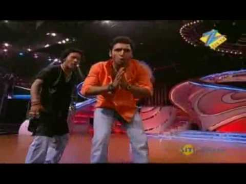 Lux Dance India Dance Season 2 March 20 '10 Punit & Saajan video