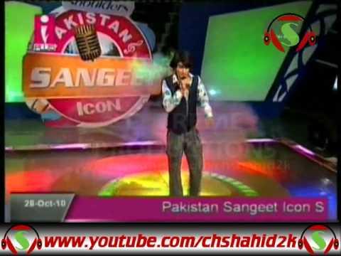 Ali Asad Tere Bin Nahi Lagda Dil Pakistan Sangeet Icon 1 Elimination 11 video
