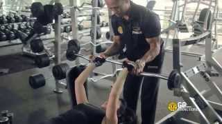 Gold's Gym Indonesia's Best Personal Trainer 2014