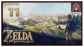 Let's Play The Legend Of Zelda: Breath Of The Wild With CohhCarnage - Episode 11