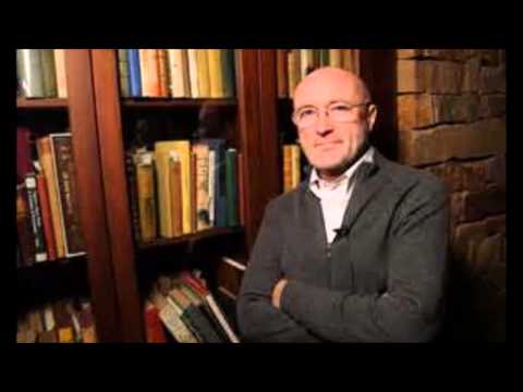 phil collins texas historian - the full story