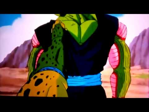 Dragon Ball Z: Cell Defeats Piccolo (bleach Ost) [hd] video