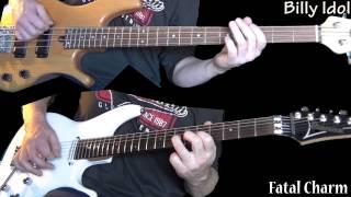 Watch Billy Idol Fatal Charm video