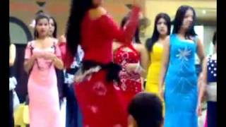 Arab Girls Dancing in Dubai Hotel   YouTube