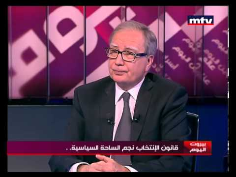 Beirut Al Yawm - Toufic Hindi 26/12/2012
