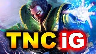 TNC vs Invictus Gaming - ASIA PRO LEAGUE DOTA 2
