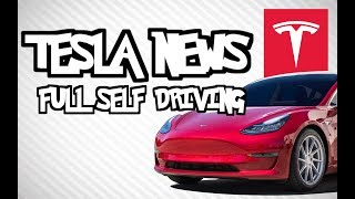 Tesla News: What's Next for Full Self Driving
