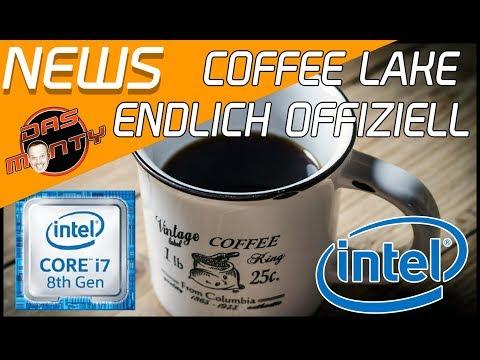INTEL COFFEE LAKE - ENDLICH OFFIZIELL - Geheimtipp i3 8350K ? | DasMonty